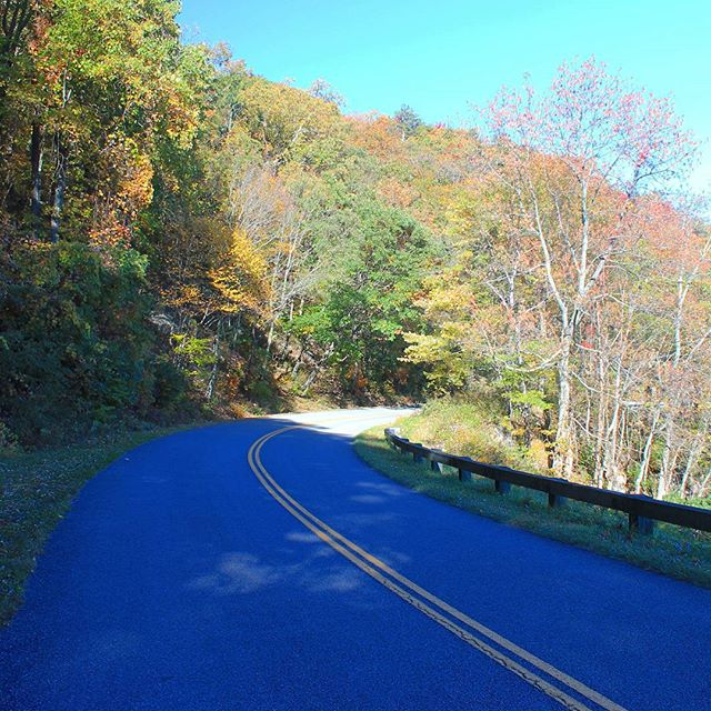 Photo: Along Blue Ridge Parkway