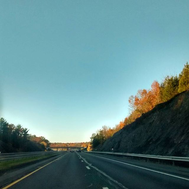 Photo: Morning on the Thruway