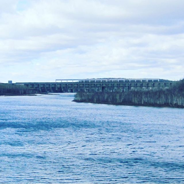 Photo: Barnhart Island Power Dam