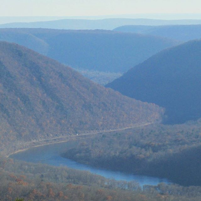 Photo: West Branch of the Susquehanna River