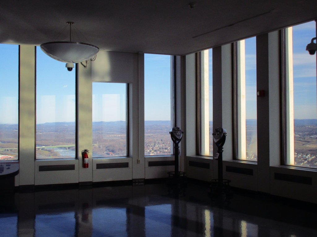 Photo: North From Observation Desk