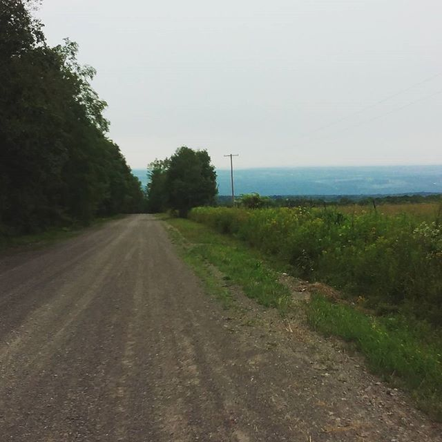 Photo: Cloudy day in the Finger Lakes