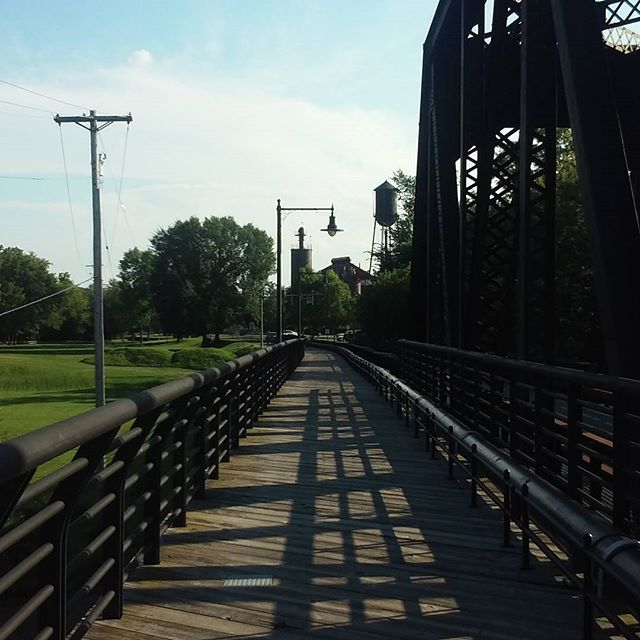 Photo: North Bridge