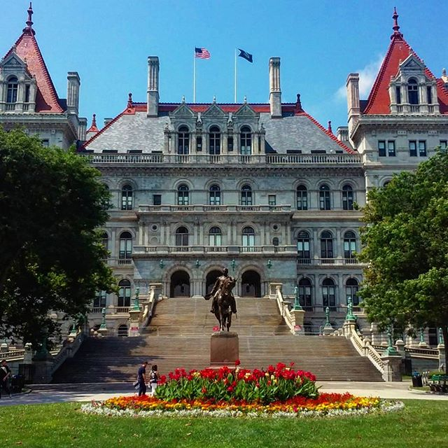 New York State Capitol  Andy Arthurorg