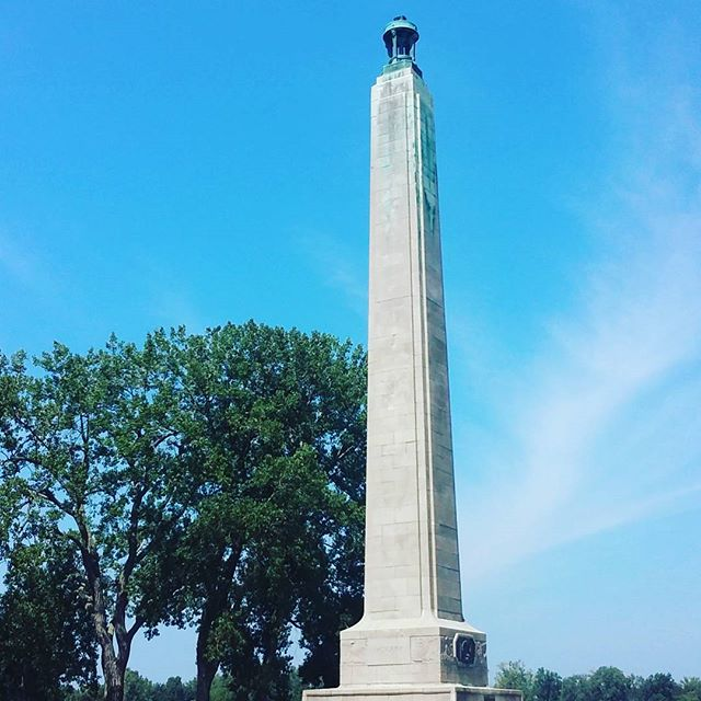 Photo: Perry Monument