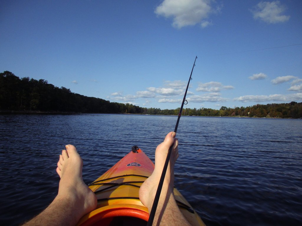 Photo: Beautiful Day For Fishing