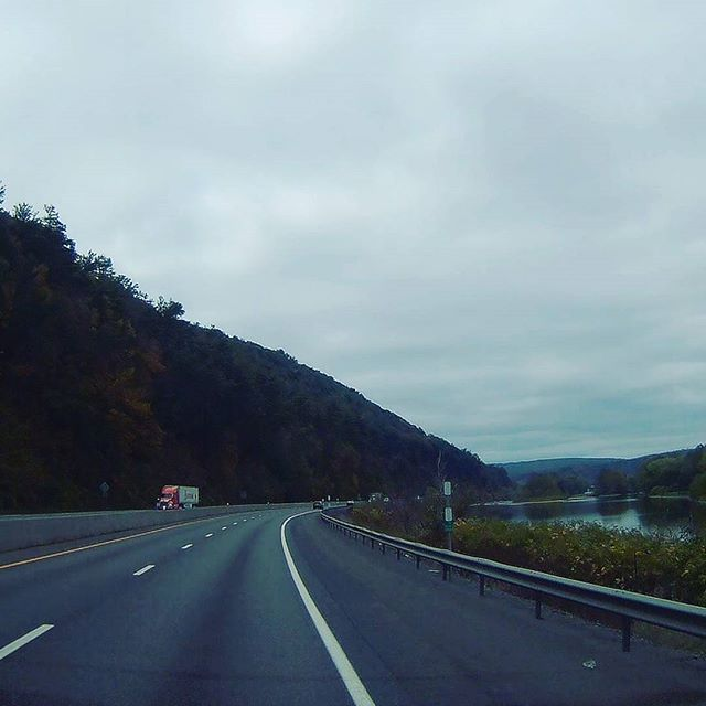 Photo: Susquehanna River from I-88