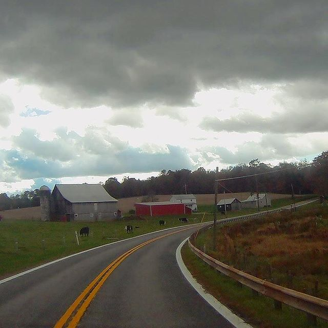Photo: Farm along Maryland 42