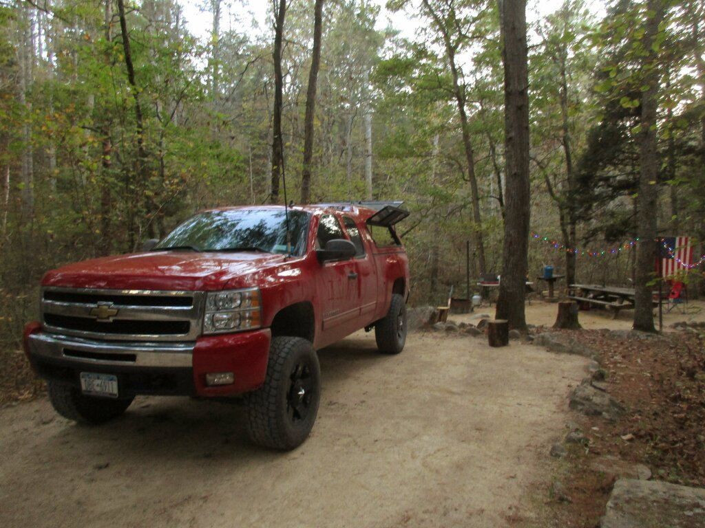 Photo: Nice Campsites At North Creek Campground