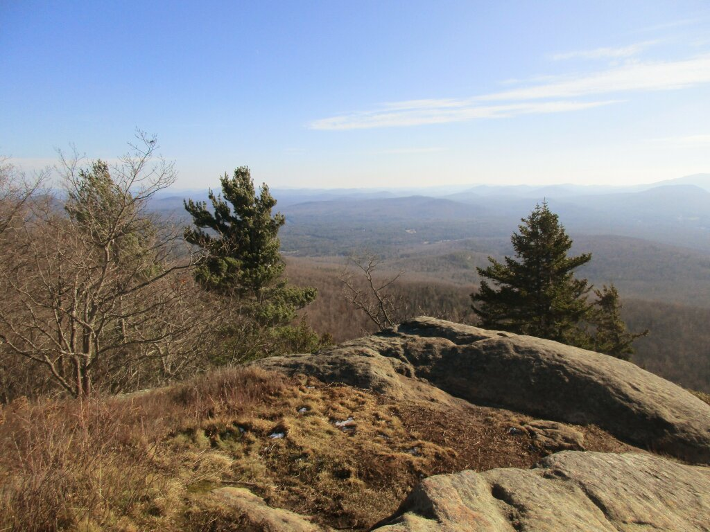 Photo: East From Moxham Mountain
