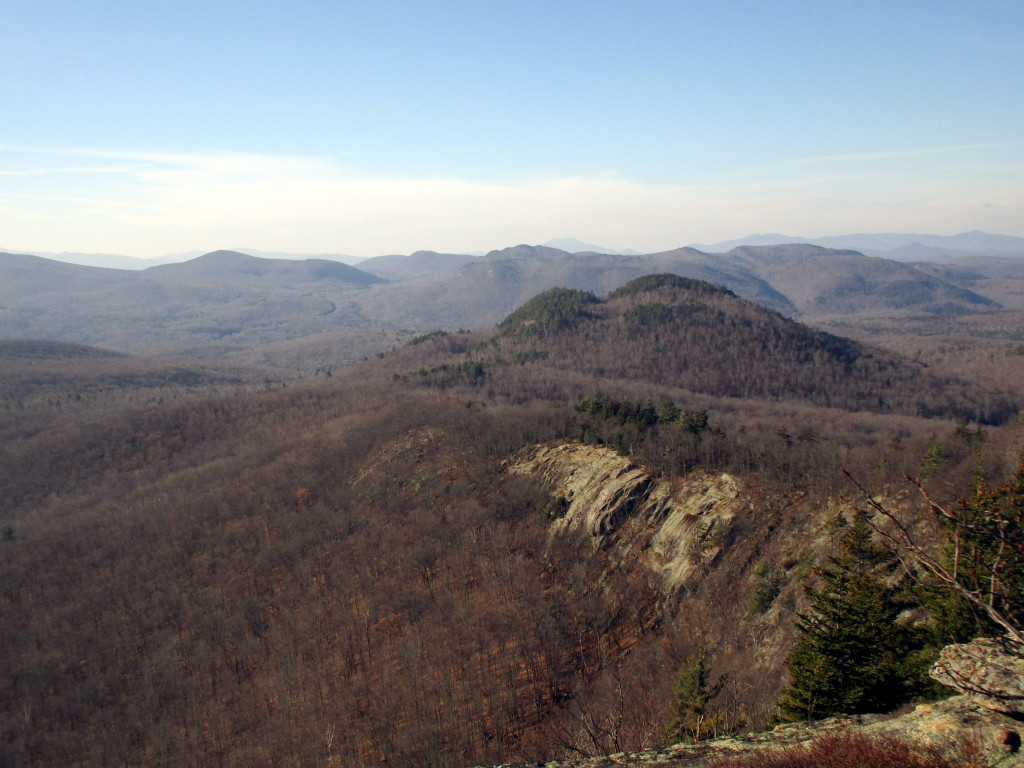Photo: Ridge Leading Up Moxham Mountain