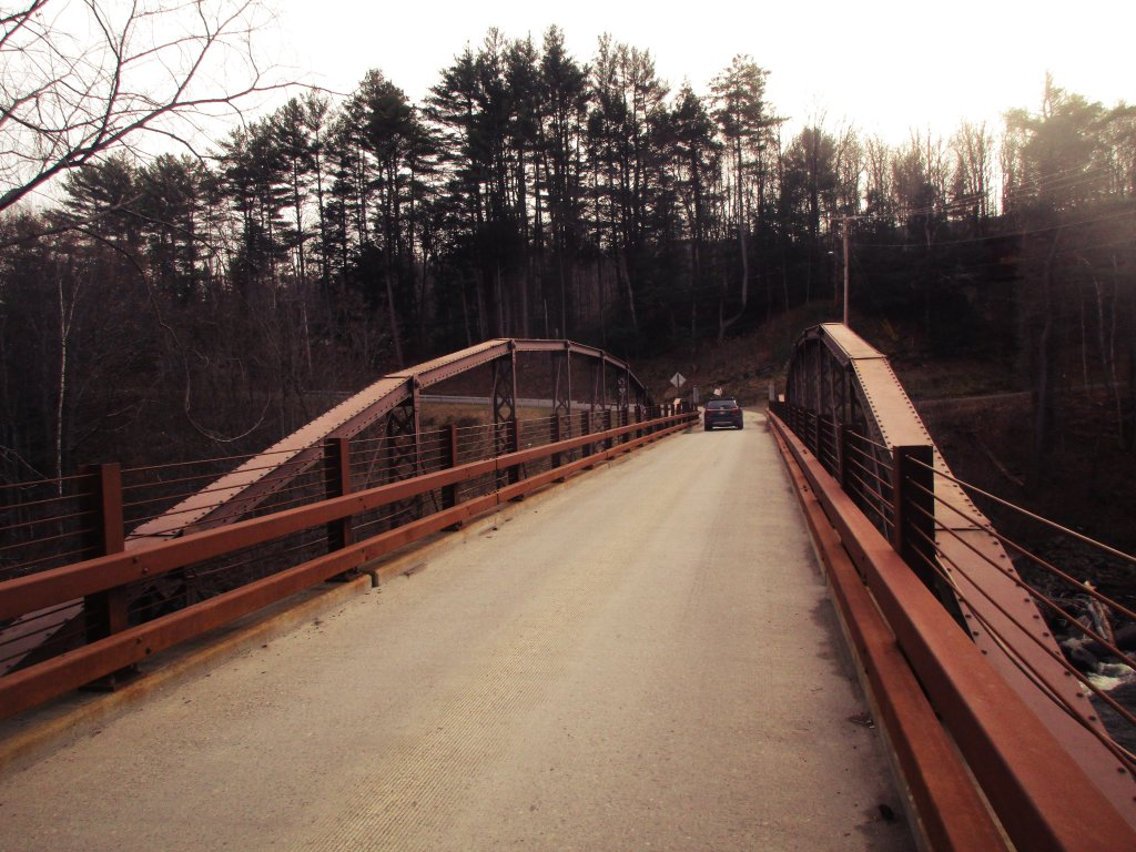 Photo: One Lane Bridge