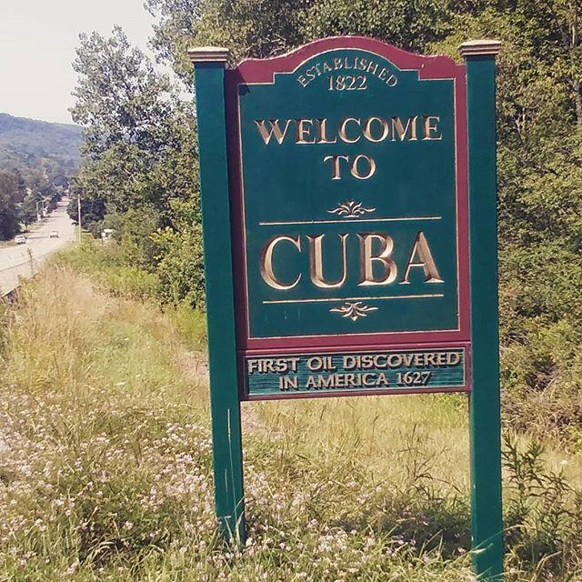 Cuba New York Andy Arthur Org