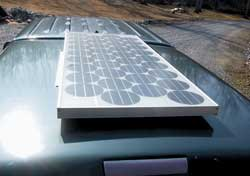 Add solar power to your truck camper by Jeffrey Yago, P.E., CEM
