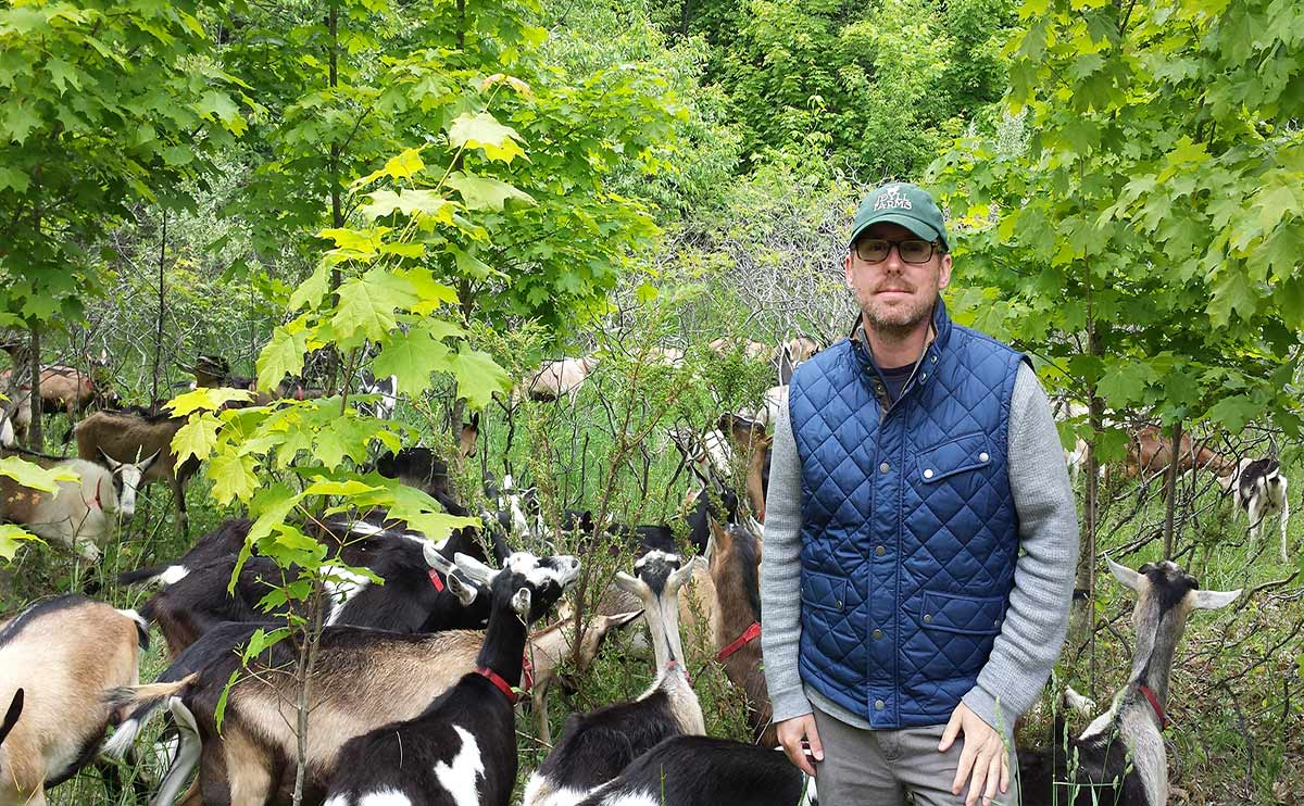 The Goats of Detroit: A Q&A With Billionaire Urban Farmer Mark Spitznagel – Modern Farmer