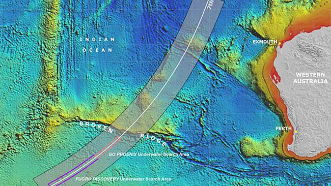 Search for Missing Malaysian Airline MH370 Uncovers Sea Floor Terrain That May Better Predict Tsunamis